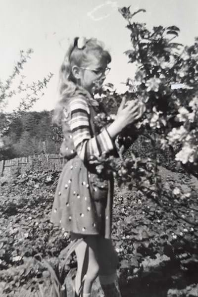 Das Marlieschen im Garten | Reiseblog Rügen