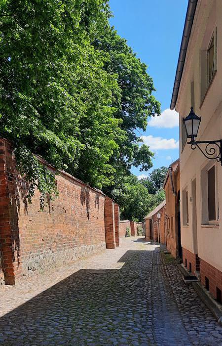 alte stadtmauer wittstock dosse brandenburg | Reiseblog Rügen