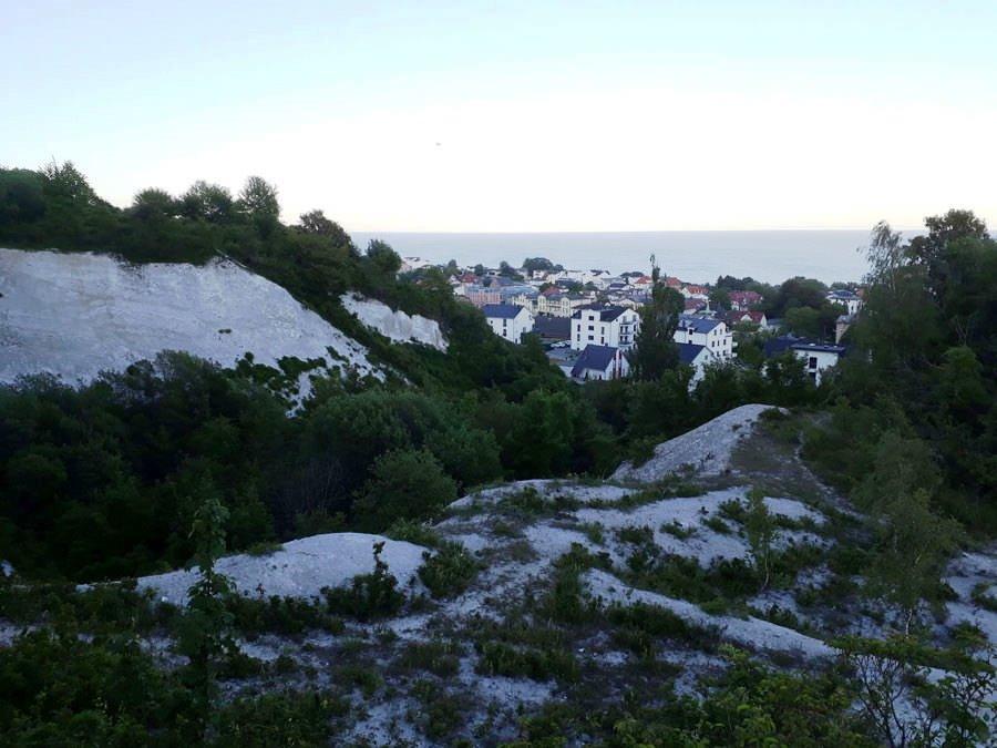 aussicht ostseeblick sassnitz auf ruegen | Reiseblog Rügen
