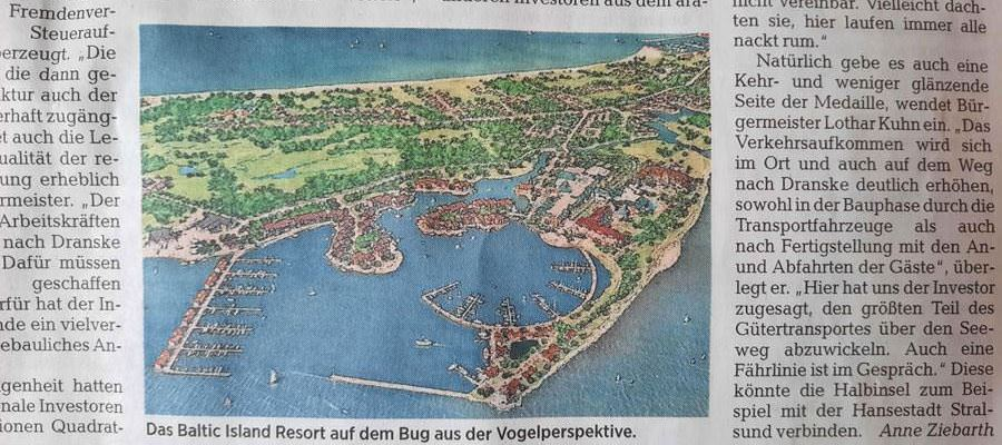 baltic island eco resort dranske bug ruegen oz artikel | Reiseblog Rügen
