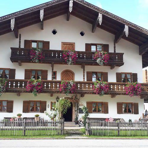 bauernhaus in bayern ruhpolding | Reiseblog Rügen