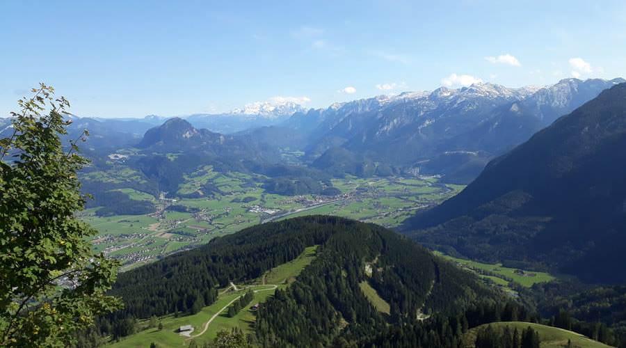 berchtesgadener alpen wandern in bayern panoramastrasse | Reiseblog Rügen