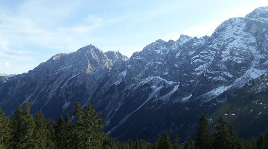berge berchtesgadener alpen bayern | Reiseblog Rügen