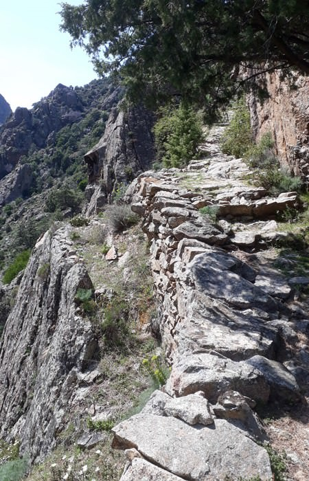 berge wandern insel korsika frankreich | Reiseblog Rügen