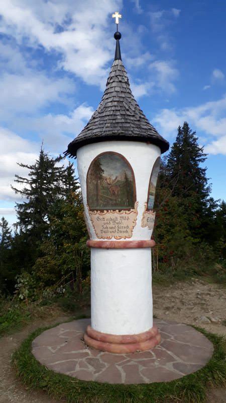 bildstock in bayern wanderweg | Reiseblog Rügen