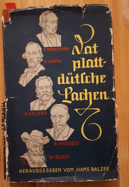 bucheinband plattdeutsche geschichten | Reiseblog Rügen