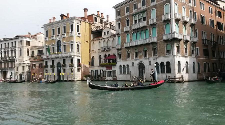 canale grande von venedig italien | Reiseblog Rügen