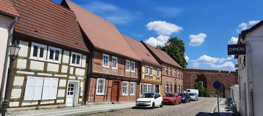 fachwerk haus wittstock dosse kleinstadt brandenburg | Reiseblog Rügen