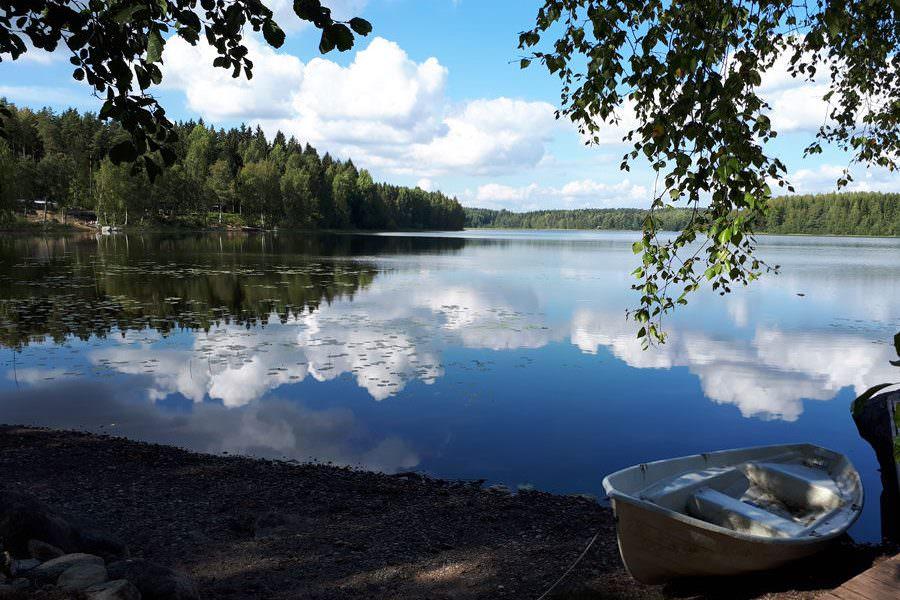 ferienidylle urlaub am see in finnland | Reiseblog Rügen