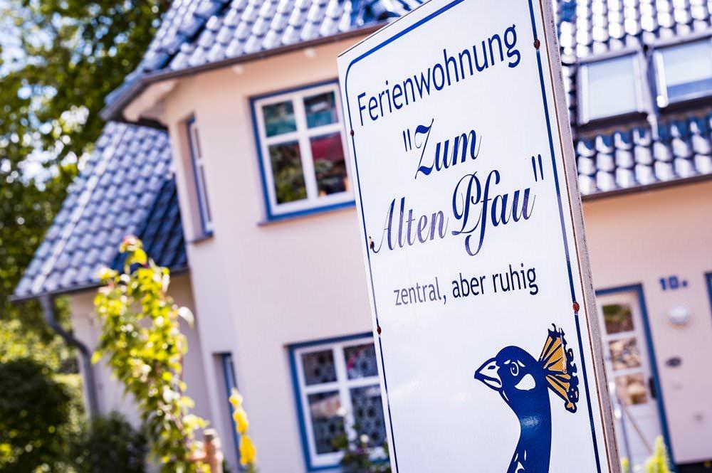 ferienwohnung zum alten pfau in goehren auf ruegen | Reiseblog Rügen