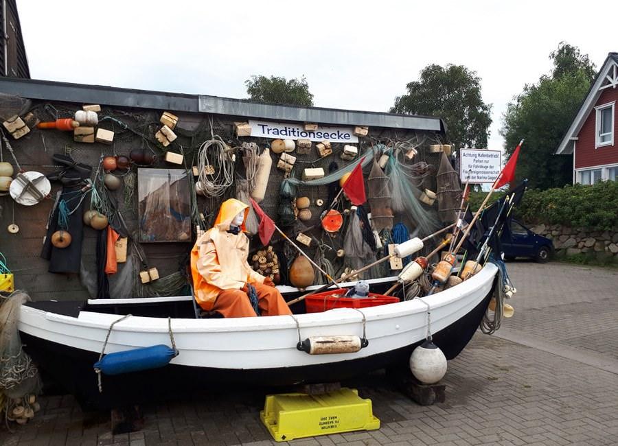 fisch kaufen in gager auf der insel ruegen   Reiseblog Rügen