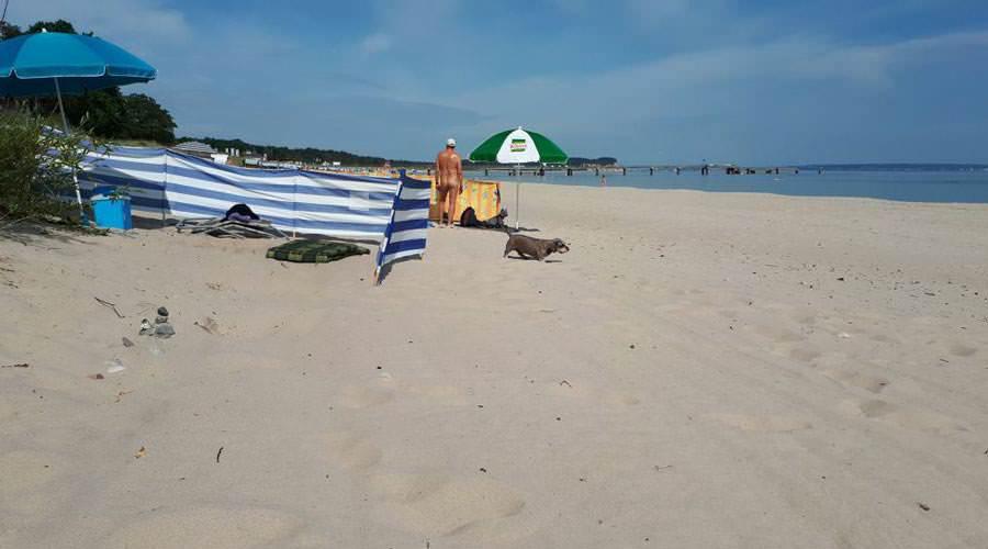 fkk strand insel ruegen ostseebad goehren | Reiseblog Rügen
