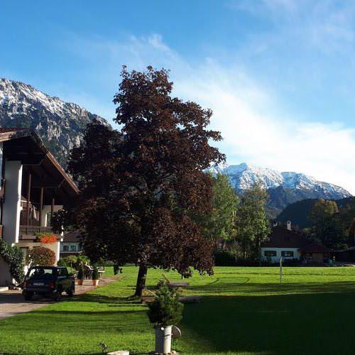 gaestehaus menkenbauer ruhpolding in bayern | Reiseblog Rügen