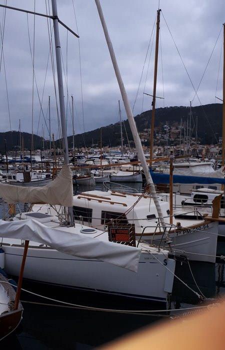 hafen voller schiffe in in palma de mallorca spanien | Reiseblog Rügen