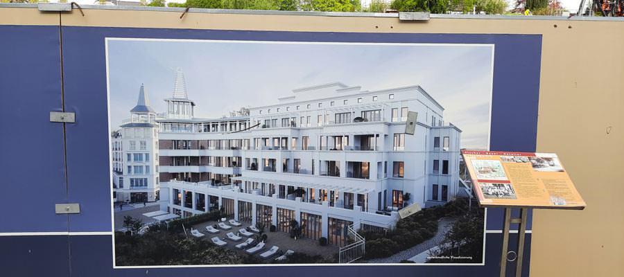hotel kurhaus selling ruegen an seebruecke | Reiseblog Rügen