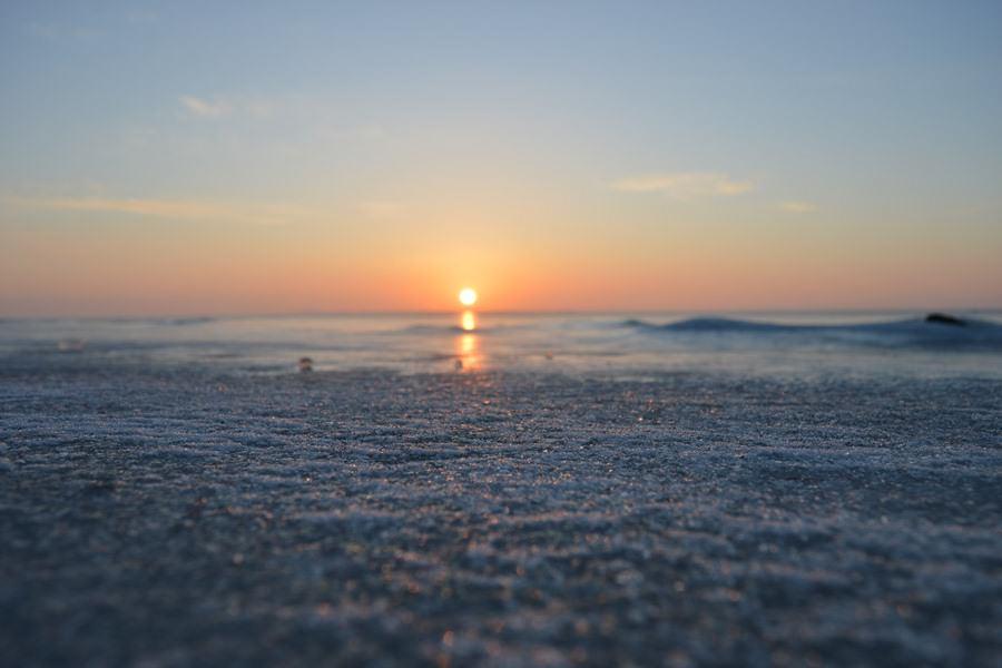 insel ummanz sonnenuntergang ruegen kueste | Reiseblog Rügen