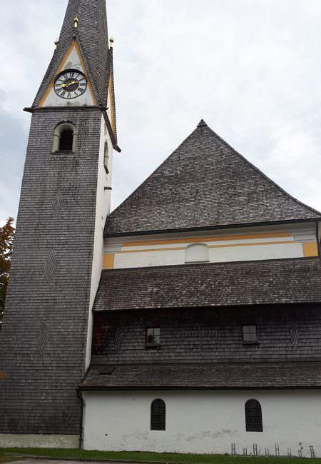 kirche in bayern holzdach | Reiseblog Rügen