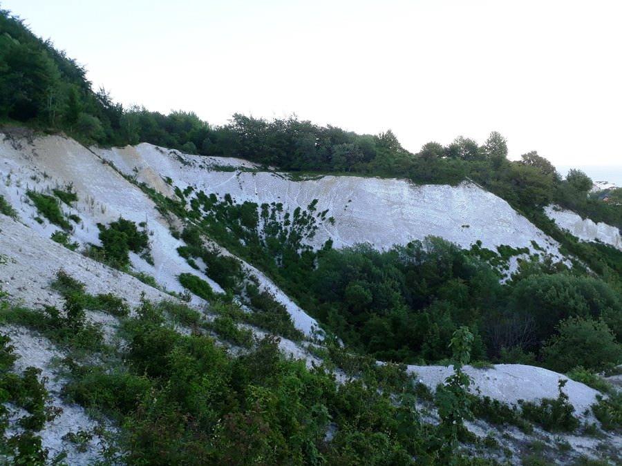 kreidebruch stadt sassnitz insel ruegen | Reiseblog Rügen