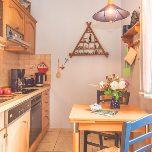 kueche fewo goehren ruegen ferienwohnung zum alten pfau | Reiseblog Rügen