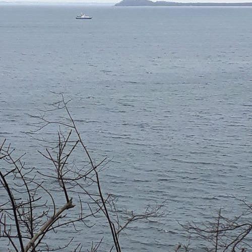 lotse boot ruegen blick nach thiessow | Reiseblog Rügen