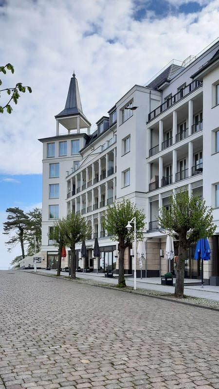 luxus hotel sellin auf ruegen wilhelmstrasse | Reiseblog Rügen