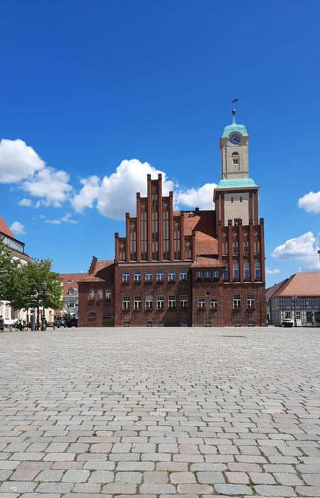 marktplatz wittstock dosse brandenburg kleinstadt | Reiseblog Rügen