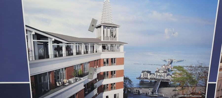 neubau hotel kurhaus selling auf ruegen | Reiseblog Rügen