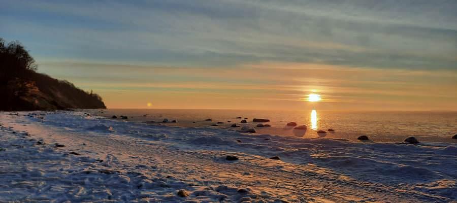 ostsee zugefroren goehren auf ruegen | Reiseblog Rügen