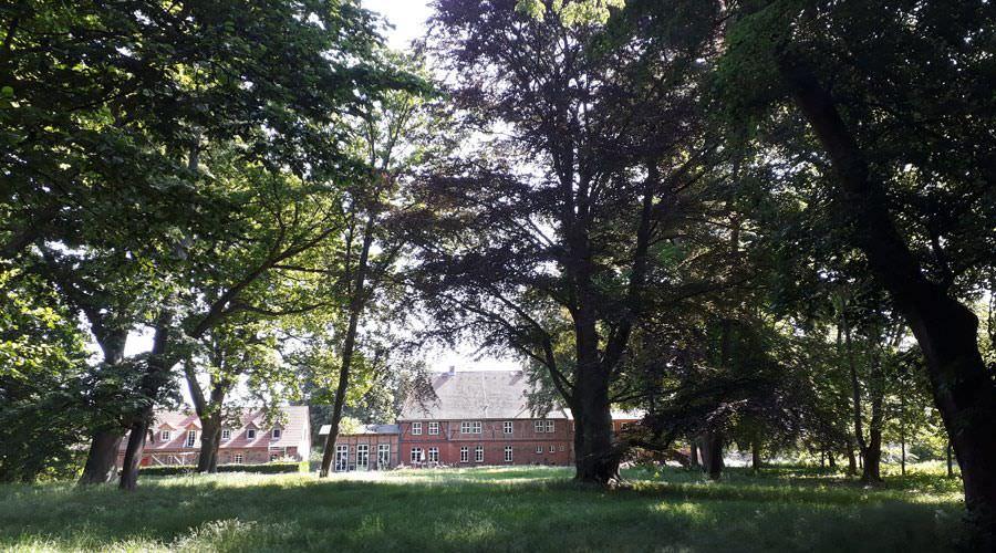 parklandschaft gutshaus below eldetal mecklenburg vorpommern | Reiseblog Rügen