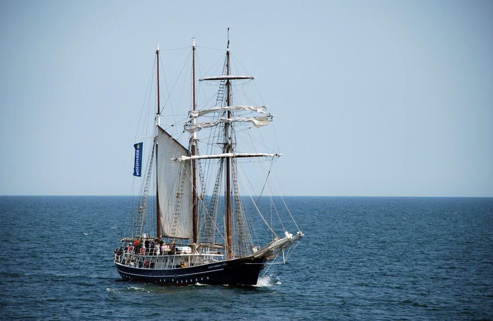 schiff santa barbara anna ostsee insel ruegen | Reiseblog Rügen