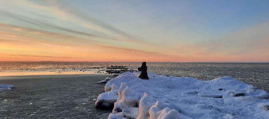 schwedenbrueckeostseebad goehren ruegen im winter | Reiseblog Rügen