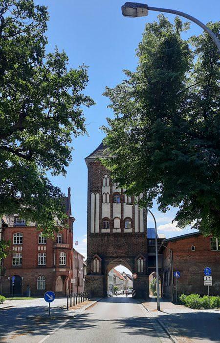 stadttor wittstock dosse stadt brandenburg | Reiseblog Rügen