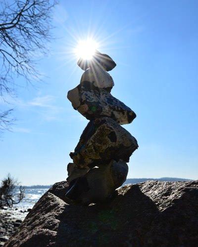 steintuermchen auf der insel ruegen reiseblog   Reiseblog Rügen