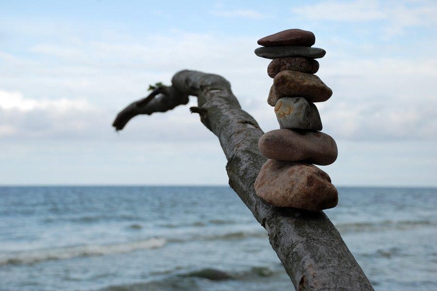 steintuerme ruegen ostseekueste | Reiseblog Rügen