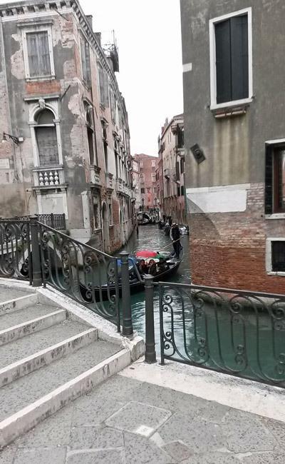 stille ecke in venedigs altstadt italien | Reiseblog Rügen