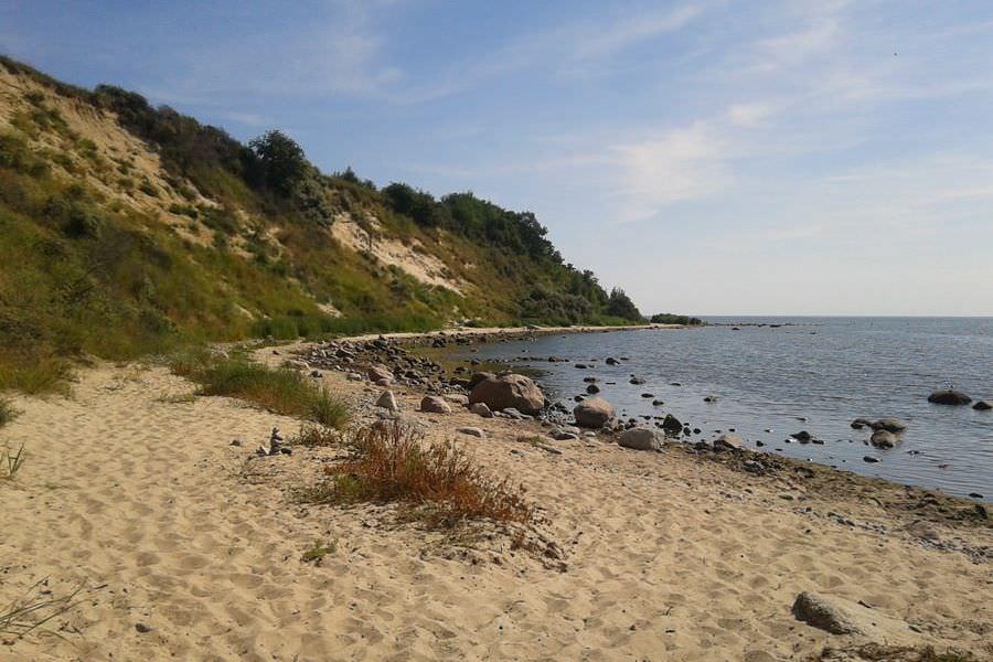 strand ruegen ostseebad goehren sommerurlaub   Reiseblog Rügen