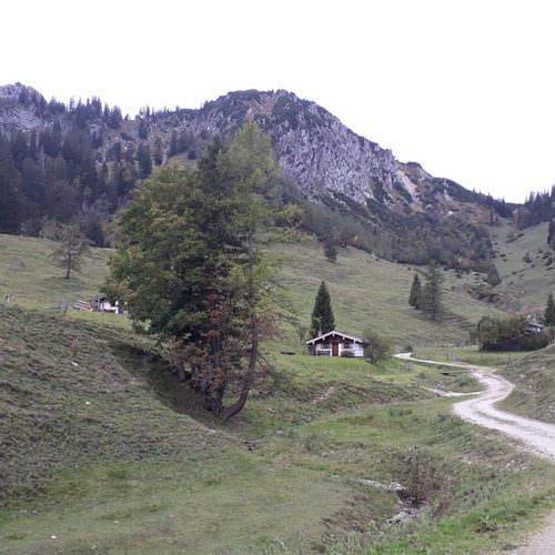 thorau alm wanderweg in bayern | Reiseblog Rügen