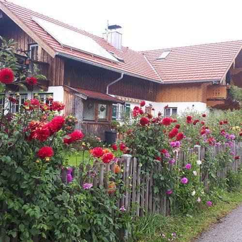 tradtitionshaus raffner alm in bayern | Reiseblog Rügen