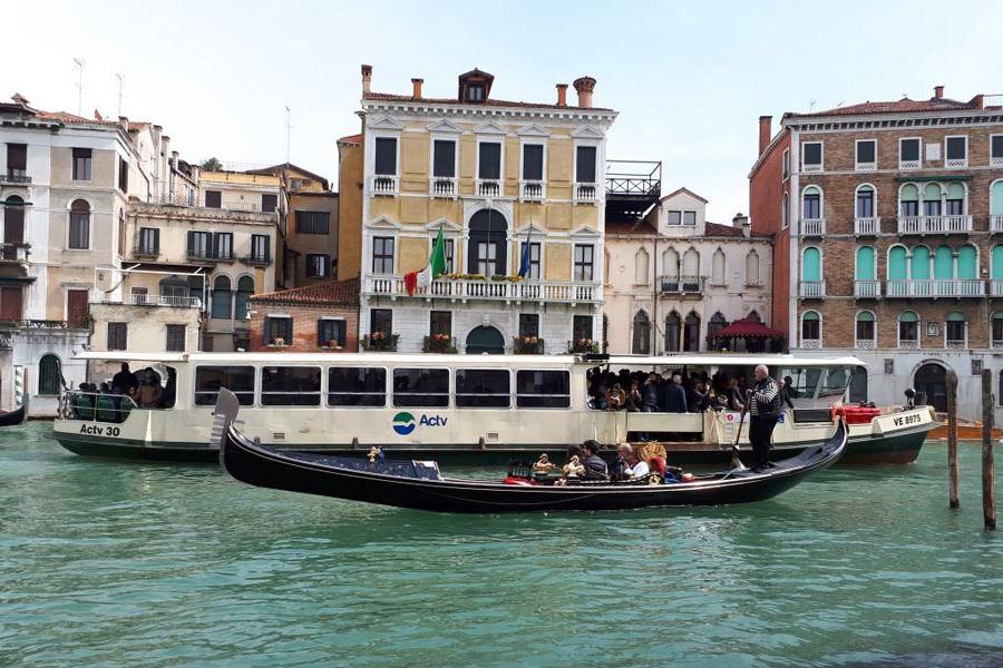 venedig italien gondell vaparetto | Reiseblog Rügen