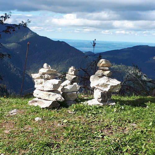 wandern am unternberg in oberbayern | Reiseblog Rügen