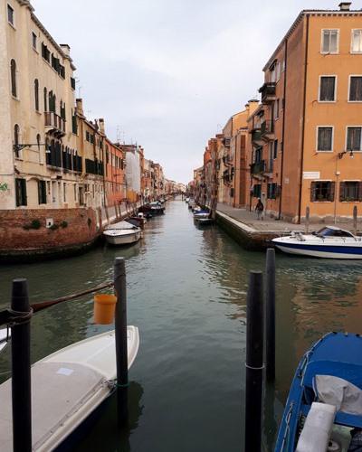 wasserkanal altstadt venedig italien reisebericht | Reiseblog Rügen