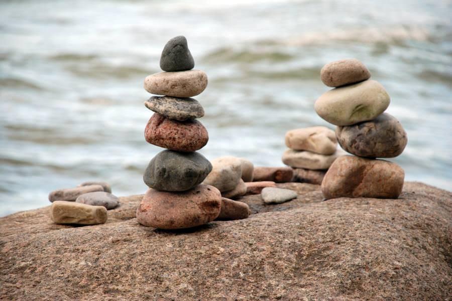 wellnesstrainerin ruegen steinformation | Reiseblog Rügen